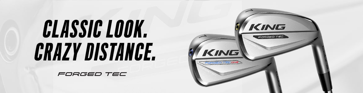 KING Forged TEC Irons