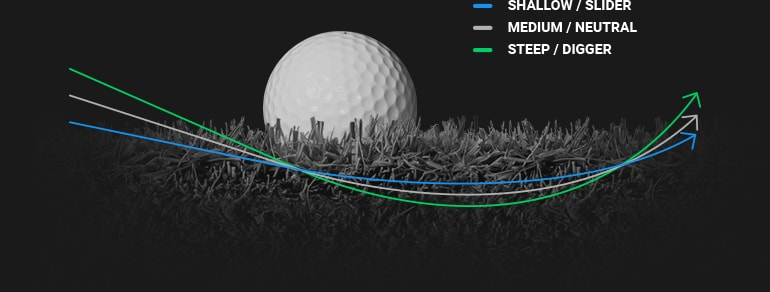 KING WEDGE APPROACH ANGLES