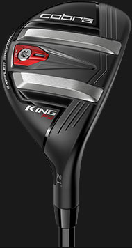 KING F9 Fairway black