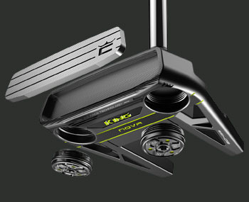 Putter Head Expanded Material Exposé